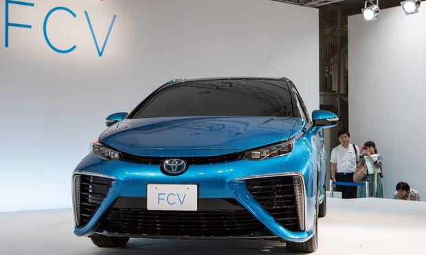 Jetzt kommt das Wasserstoffauto – wirklich « DiePresse.com
