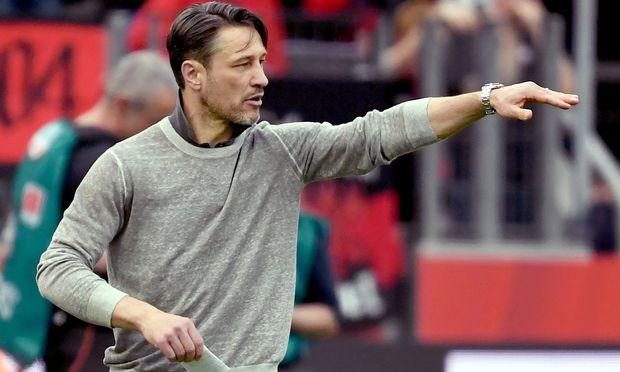 Niko Kovac bekam einen Vorgeschmack, was ihn zukünftig erwartet.