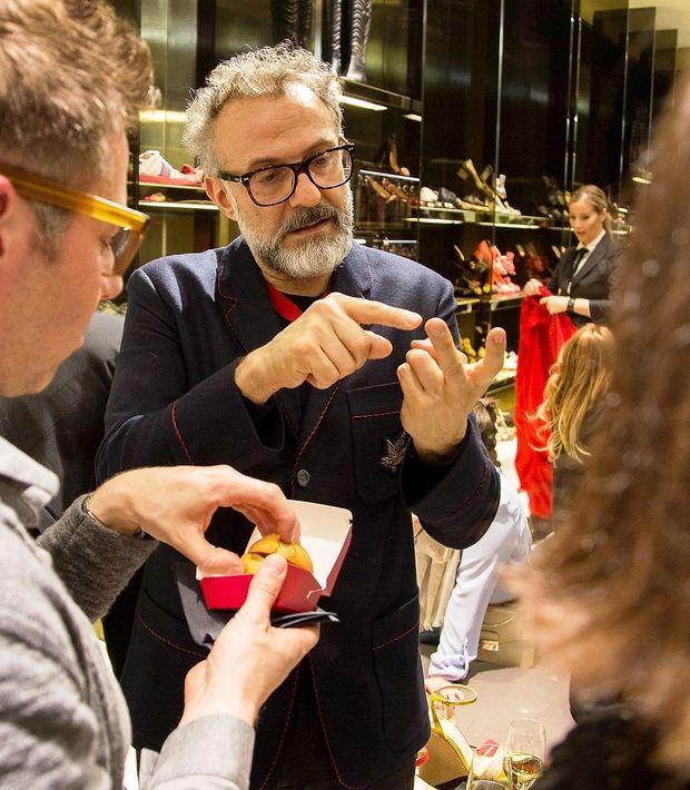 Massimo Bottura erklärt