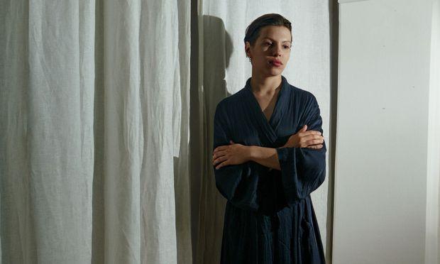 """""""Ich habe Phasen schwerer Depression, aber ich habe auch sehr viel Freude"""", sagt Anja Plaschg."""