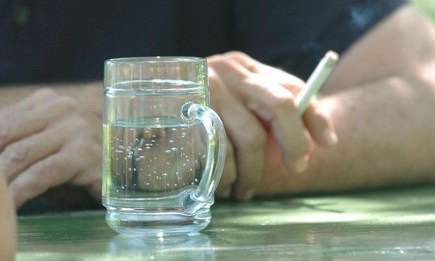 Rauchverbot in Lokalen