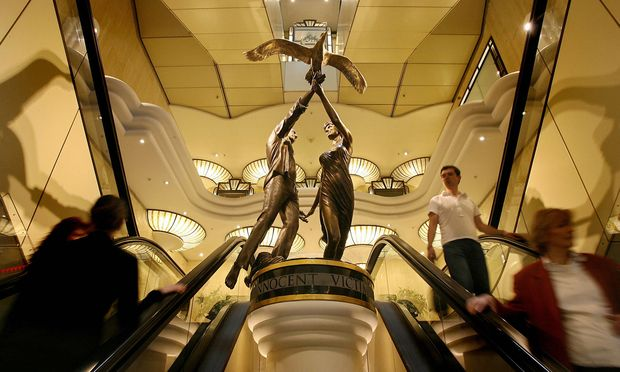 Statue von Lady Di