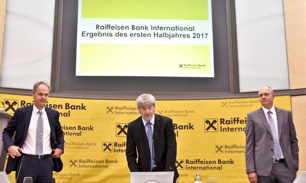 RAIFFEISEN BANK INTERNATIONAL AG (RBI) - ´ERGEBNIS 1. HALBJAHR 2017´: GR†LL / STROBL / M…SENBACHER