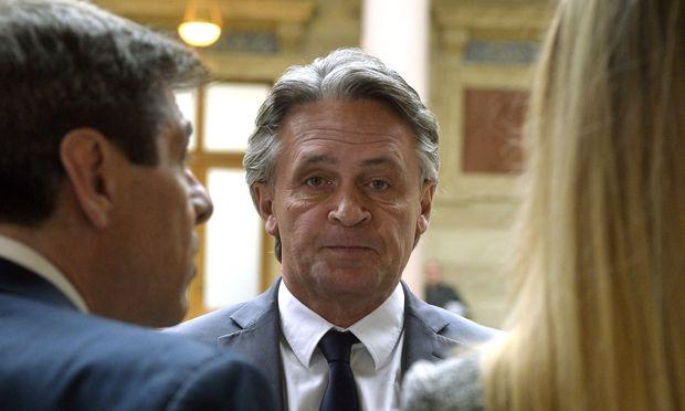 Verfahren gegen Peter Westenthaler eingestellt