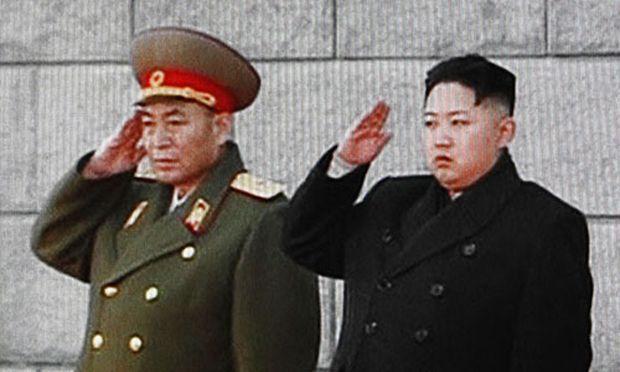 Nordkorea Jongun verteidigen