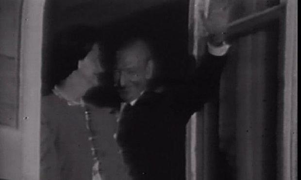 Kurt Waldheim und Ehefrau