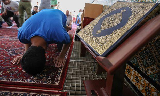 Themenbild: Muslime