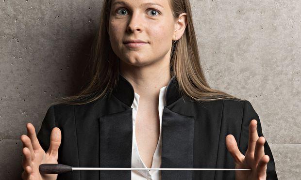 Handwerk und Empathie zählen für Katharina Müllner zu den Grundwerkzeugen. / Bild: Carolina Frank