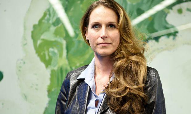 Sabine Matejka rückt von der Vize- zur Präsidentin auf.
