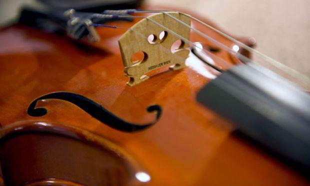 Symbolbild Violine