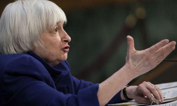 Eine zweite Amtsperiode von US-Notenbankchefin Janet Yellen wird  immer unwahrscheinlicher