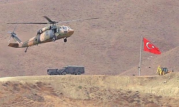 Türkei und Iran starten Offensive gegen Kurden
