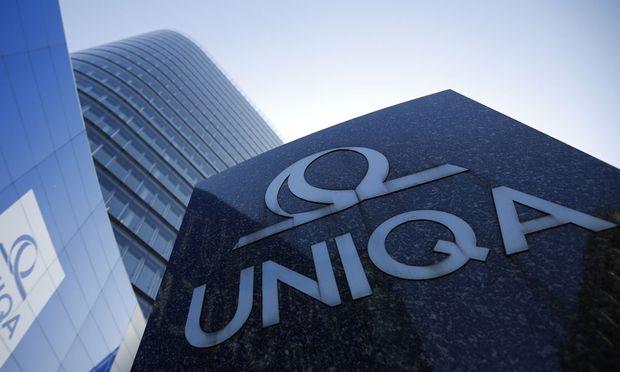 Die Uniqa sieht sich trotz Ergebniseinbruchs auf Kurs.