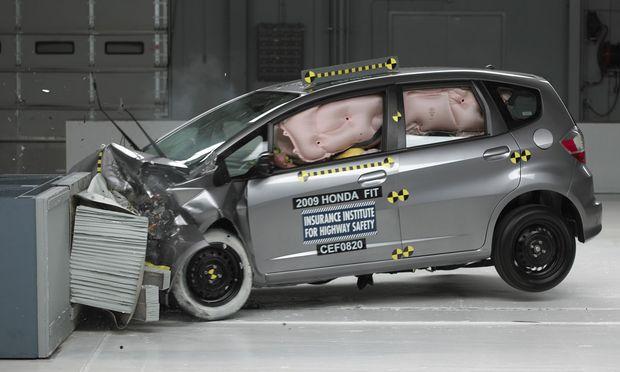 Crash Arbeitsweg Fiskus zahlt