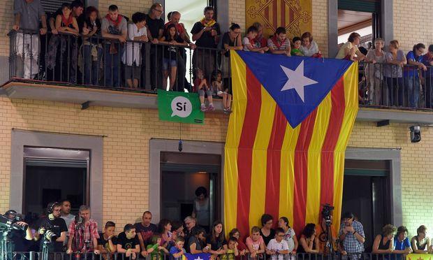 Rajoy weist neuen Unabhängigkeitsvorstoß Kataloniens zurück
