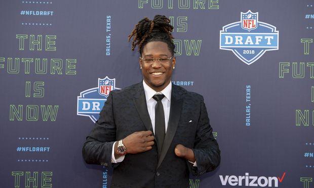 Seahawks draften einhändigen Linebacker Griffin