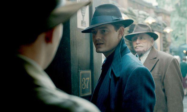 Detective Archer (Sam Riley) trägt Borsalino und am liebsten Schwarz – wie Harry Lime.