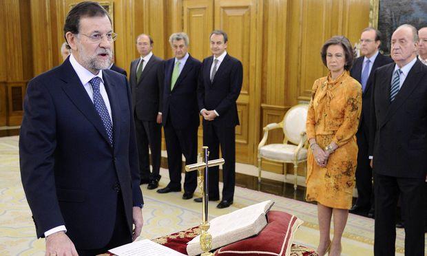 Spaniens Regierungschef Rajoy sagt in Korruptionsaffäre vor Gericht aus