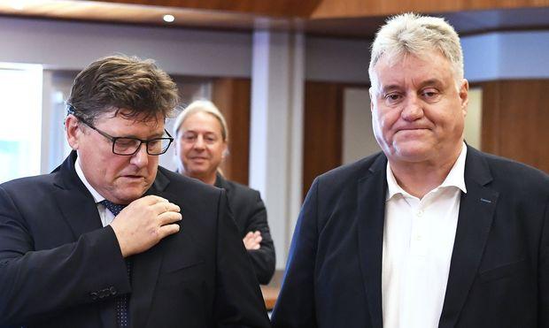 Rainer Wimmer, Karl Dürtscher: Die Industrie fährt satte Gewinne ein