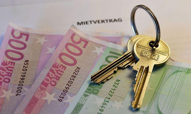 Die Wunschimmobilie ist gefunden, und nun geht es um die Frage der Zahlungsfähigkeit. / Bild: APA