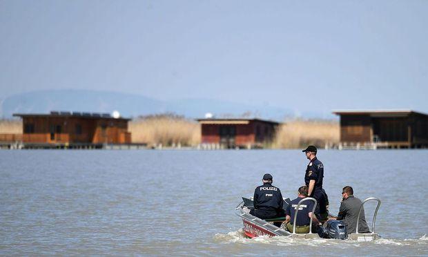 Leiche im Neusiedler See: Beschuldigter in U-Haft