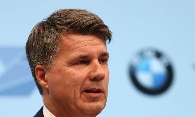 BMW-Chef Harald Krüger: iNext soll 2021 auf den Mark kommen