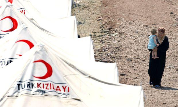 Syrien Flucht brutalem Regime