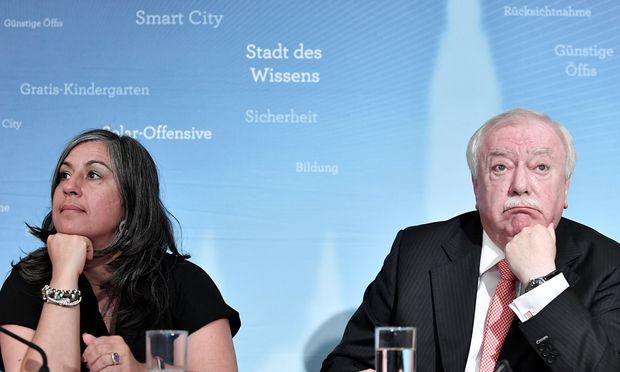Das Schicksal der rot-grüne Koalition in Wien könnte sich bald entscheiden.