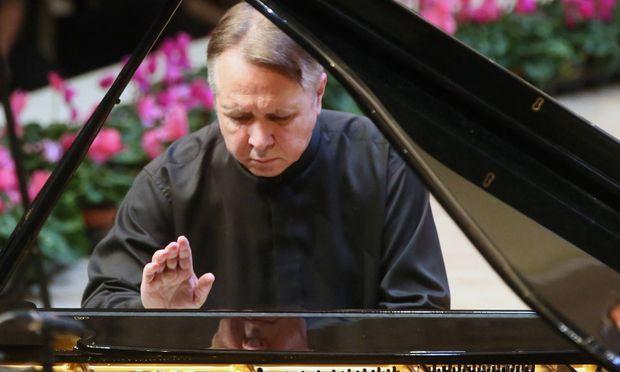 Pianist Mikhail Pletnev (Archivbild).