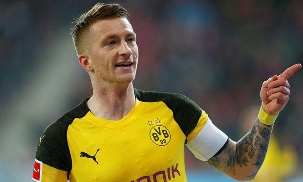 Vom Verletzungspech verfolgt: Dortmund-Kapitän Marco Reus.
