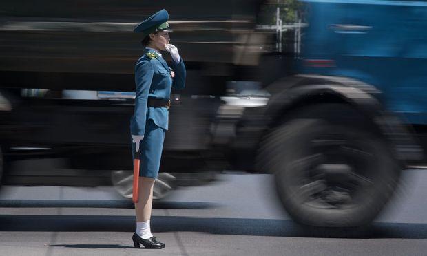 Reisebüro stoppt Nordkorea-Reisen für US-Bürger