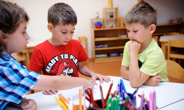 Wie viel Religion darf in den Kindergarten? « DiePresse.com