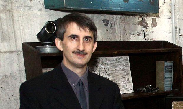 Historiker Marcello La Speranza