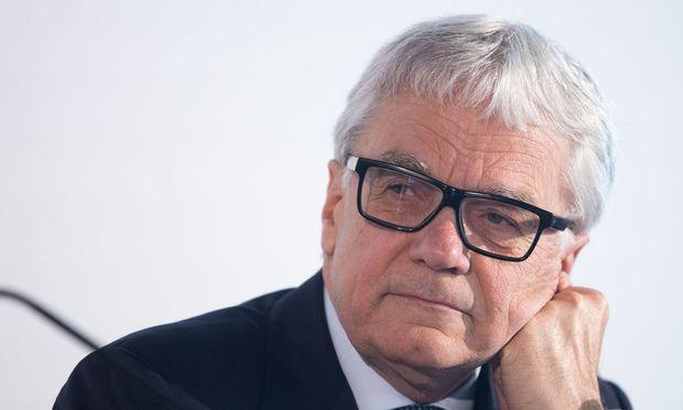 Wolfgang Eder übergibt im Juli nach 15 Jahren den Vorstandsvorsitz der Voest.