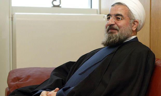 Der iranische Präsident Hassan Rohani kommt vorerst nicht nach Österreich.