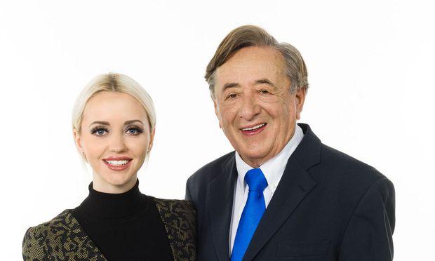Cathy und Richard Lugner