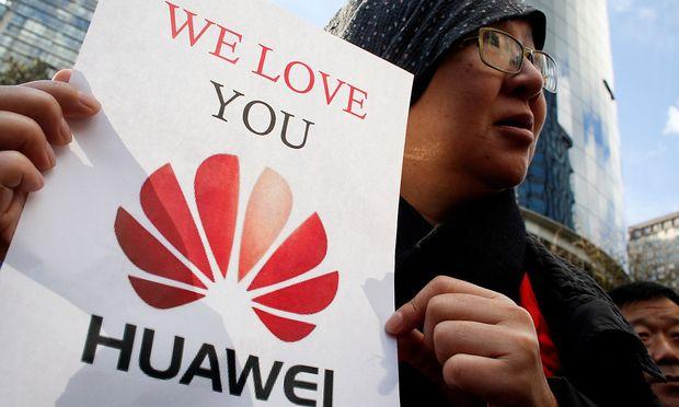 Huawei ist der zweitgrößte Vertreiber von Smartphones weltweit - noch vor Apple.
