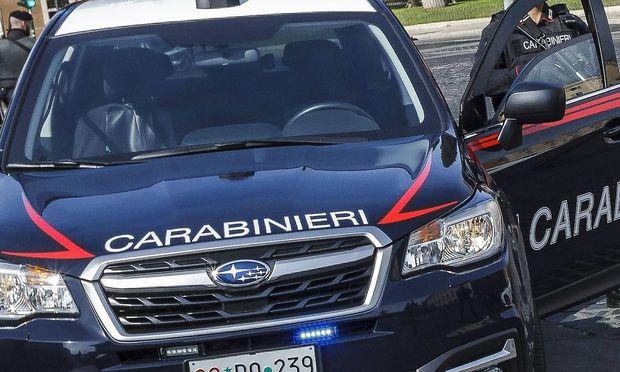 Archivbild der italeinischen Carabinieri.