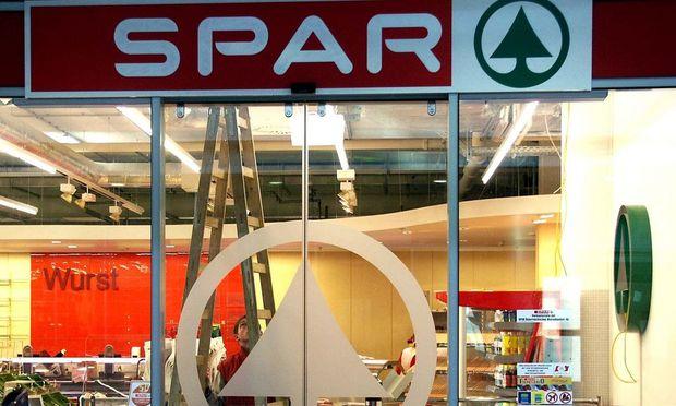 SPAR-MARKT AM LINZER HAUPTBAHNHOF