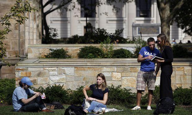 Yale? Harvard? Die Finanzierung des Studiums an einer Elite-Uni wird immer teurer.