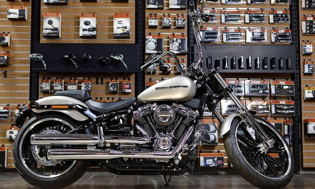 Impression aus dem Official Harley Davidson Store Koeln 30 06 2018 *** Impression from the Official