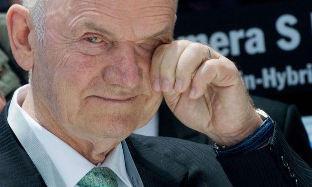 Wiederwahl und Abschied: Piëch beim Porsche-Aktionärstreff?
