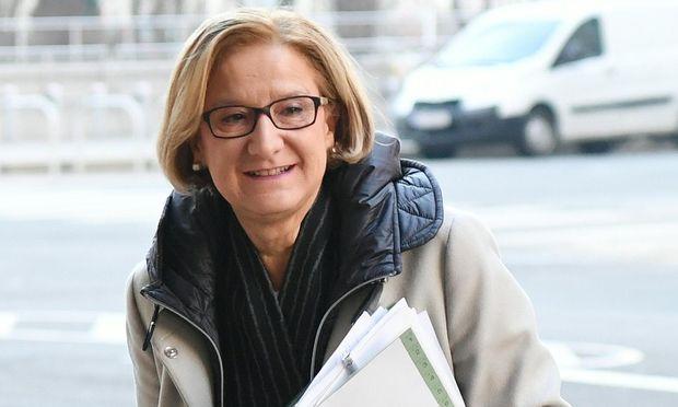 Landeshauptfrau Mikl-Leitner.