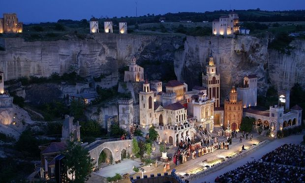 10 Jahre Opernfestspiele St. Margarethen - Die Geschichte eines Erfolges