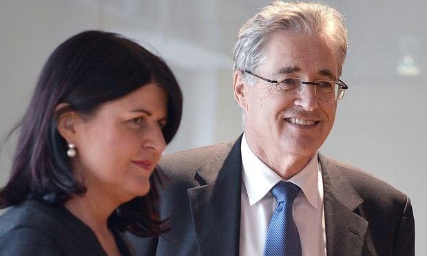 Nach Finanzskandal Maltschnig loest