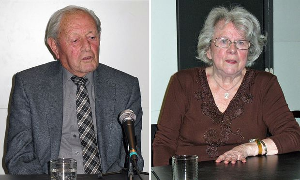 Vilma Neuwirth und Walter Fantl-Brumlik