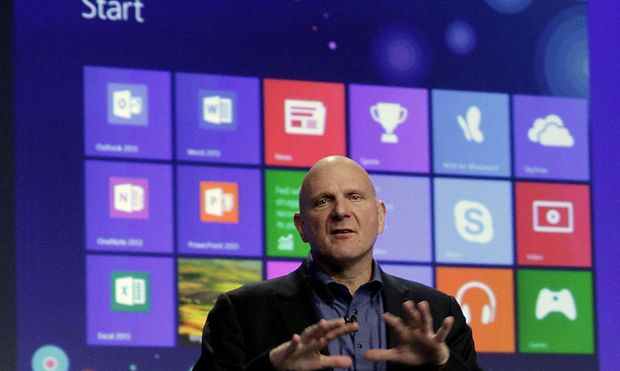 Microsoft erhöht Windows-8-Upgrade auf 200 US-Dollar