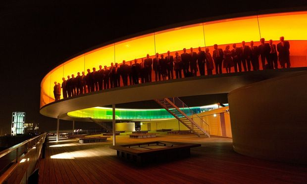 Ein (dänischer) Hotspot im Kulturstadtjahr 2017: das ARoS-Aaarhus-Kunstmuseum.