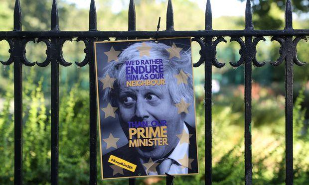 Ein Fest für Boris? Exzentriker Johnson greift bei den Tories trotz vieler Skandale nach der Macht und will Premierminister der Briten werden.