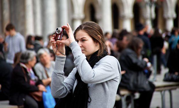 Die Kamera als treuer Begleiter